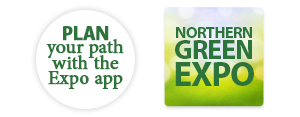 Plan your path with the Expo app - download now!